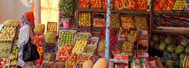 Iran: Food Price Changes Evaluated