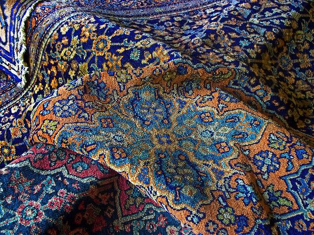 Iran Carpet Exports Up 19%