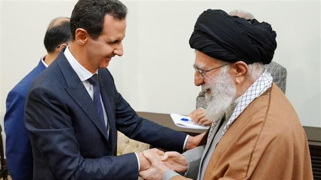 Iran proud of supporting Syria: Ayatollah Khamenei