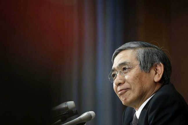 BOJ seen offering brighter view of economy, keep policy on hold