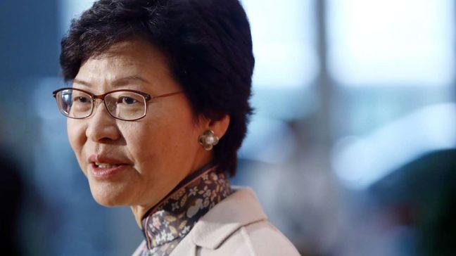 Hong Kong chooses new Beijing-backed leader amid political tension