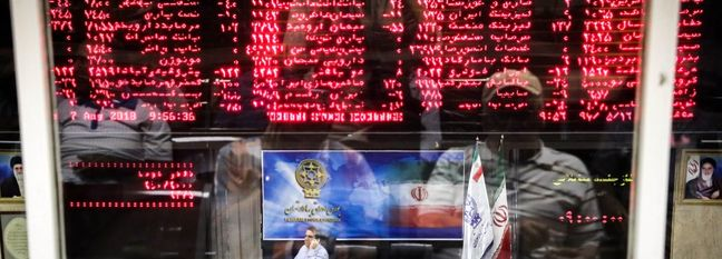 Tehran Stocks Recover Some Earlier Losses