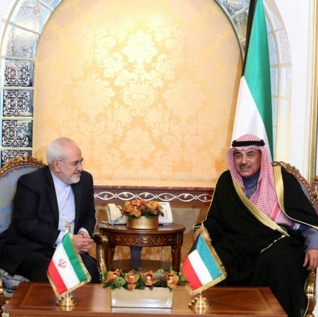 Iran, Kuwait discuss broadening of bilateral ties