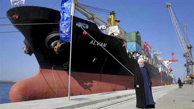 How a Remote Iranian Port Could Heighten China-India Tensions