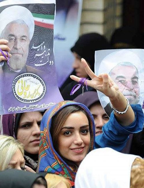 Rouhani: Women turnout in presidential election to guarantee victory