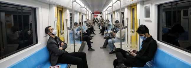 Tehran Virus Resurgence and Public Transport Conundrum