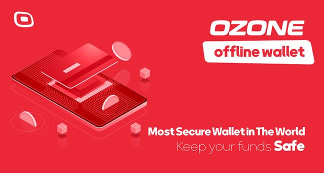 Ozone Wallet: An Offline Wallet with Special Features