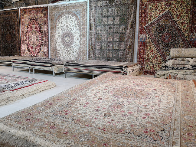 Iran Handmade Carpet Exports Rise 21%