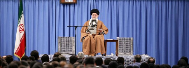 Leader Rules Out War Amid Regional Tensions
