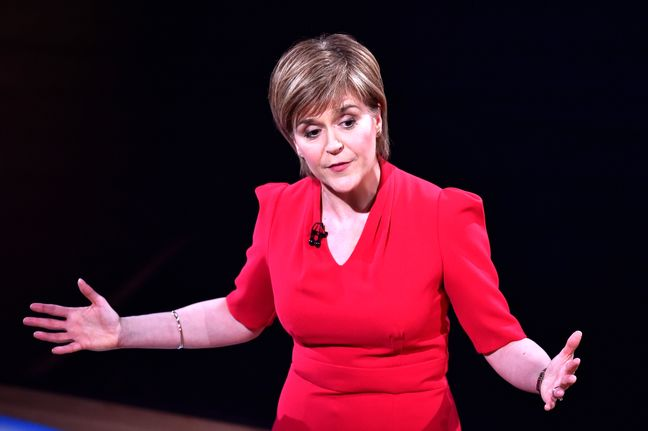 Scotland Threatens to Leave U.K. If Forced Out of Single Market