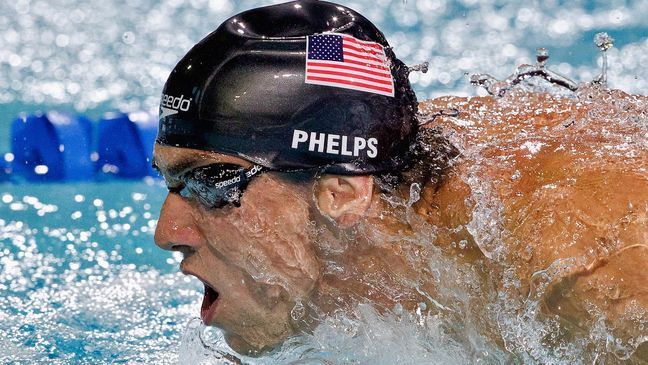 Two more golds for Phelps, Hosszu and Ledecky march on