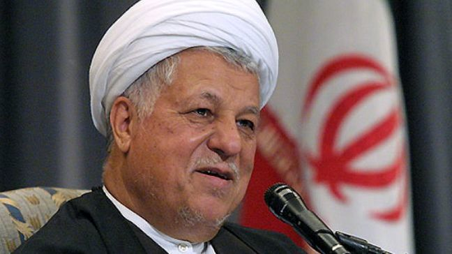 Rafsanjani underlines efforts for Iran's dignity