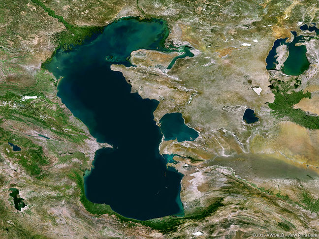 Caspian Sea legal status discussed by littoral states in Tehran