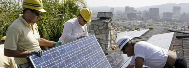 11m People Work for Global Renewable Sector
