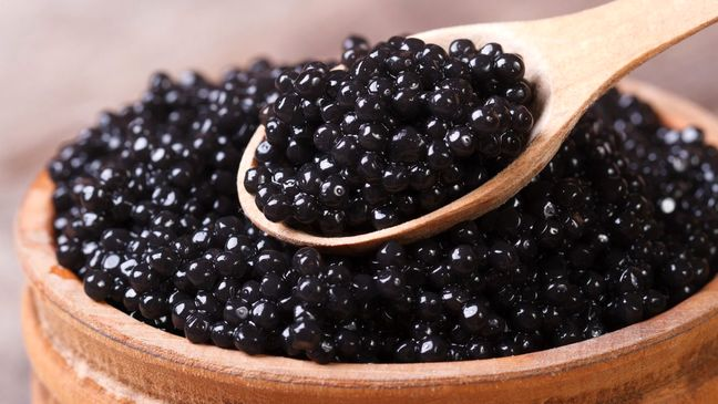 388 Kg of Caviar Exported in 5 Months