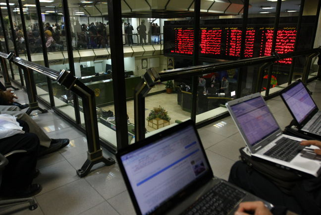 Tehran Stocks Make Strong Gains in Monday Trade