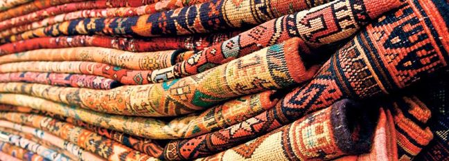 Plans Underway to Trade Persian Handmade Carpets for Other Goods