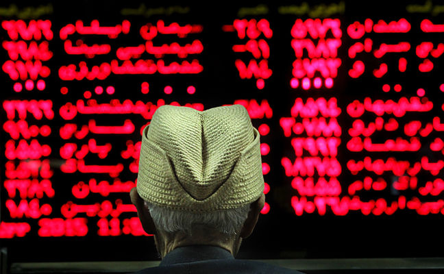 Hot Autumn for Tehran Stocks