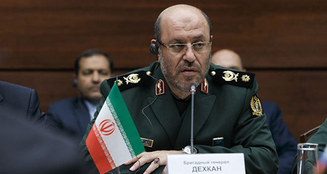 Iran underlines protection of Syria sovereignty