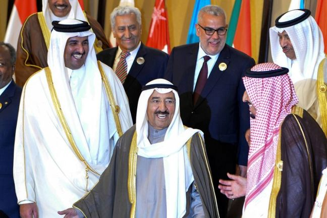 Persian Gulf Feud Travels Across Atlantic as U.S. Issues Mixed Signals