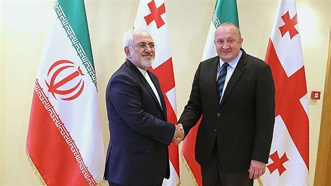 Iran FM urges Persian Gulf-Black Sea corridor launch