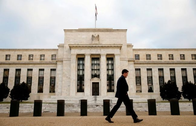 Global monetary taps still open wide, Fed minutes in focus