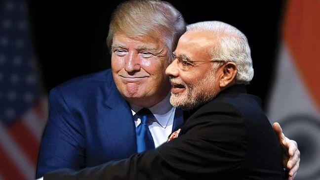 Trump Looks Forward to 'Strategic' Talks With 'True Friend' Modi
