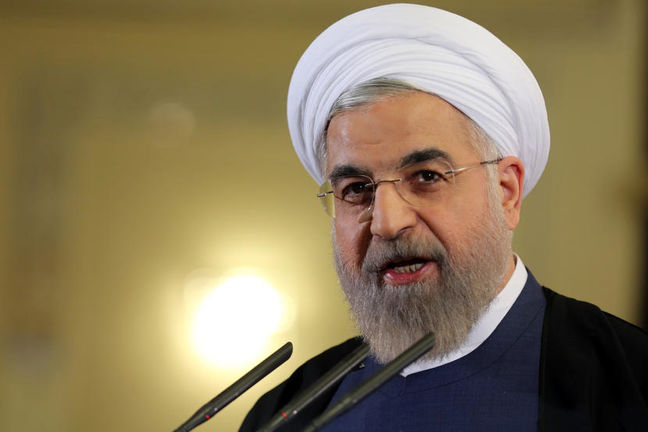 Rouhani Assures Business Community on Forex Policy