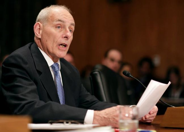 Kelly Says Green Card Holders Won't Be Stopped by Travel Ban