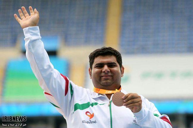 Kaedi wins bronze medal