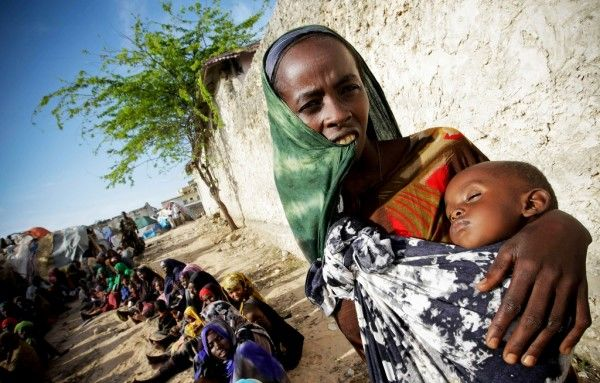 Millions More People Are Going Hungry Due to Conflict and Drought
