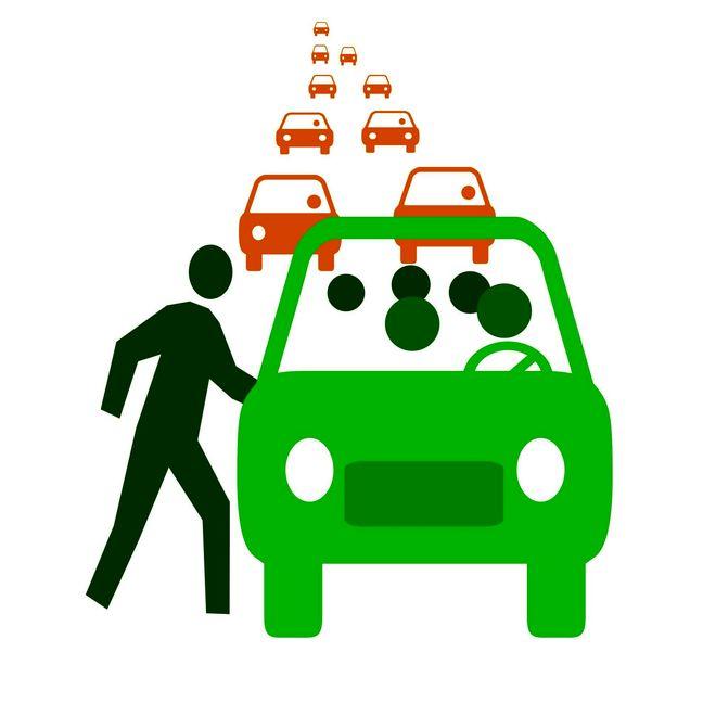 Carpooling Picks Up in Tehran