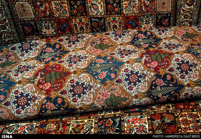 Persian Carpet Comeback