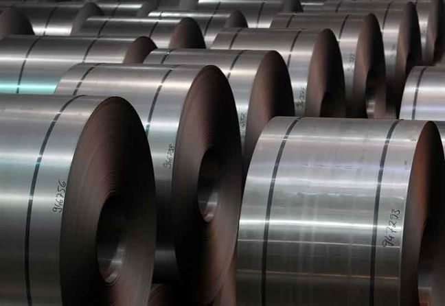 Long Steel Capacity, Output Disproportionate