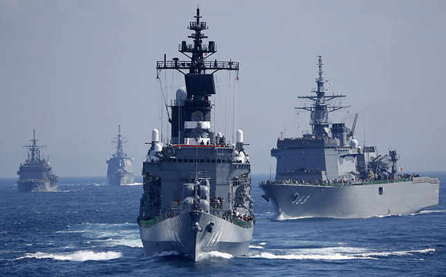 Japan Approves Record Defense Spending Amid China Tensions