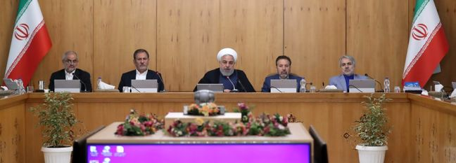 Rouhani Underlines Amicable Ties With Regional States