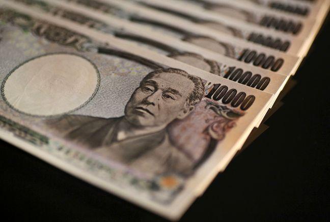Asia Stocks Drop as Yen Gains, Auto Shares Slump