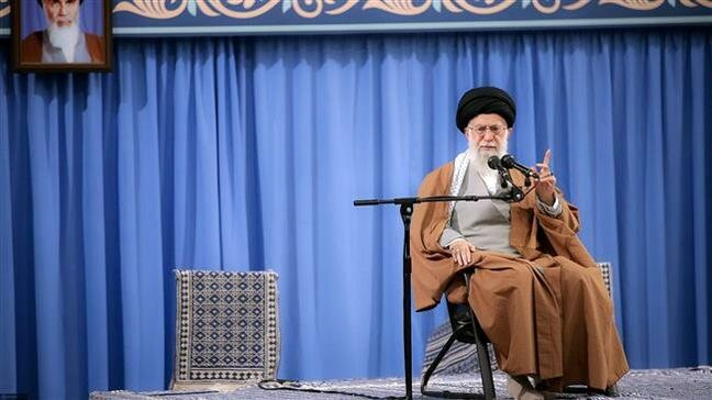 America's move against IRGC rooted in rancor: Leader