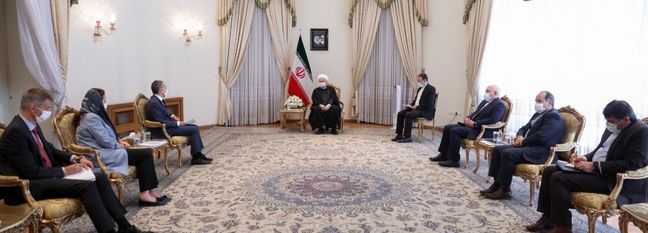 Bern Stands by Tehran in Hard Times