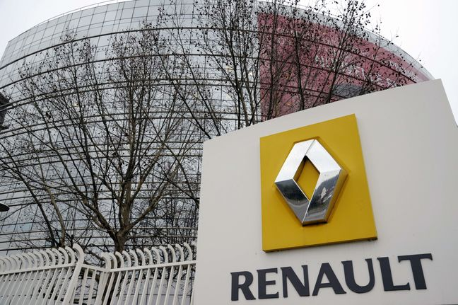 Renault's Plan for Iran Auto Market