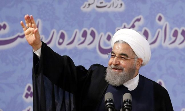 Iran Moderates Rally Round Rouhani to Oppose Hardliners