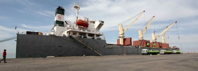 8.8m Tons of Essential Goods Imported Over Four Months