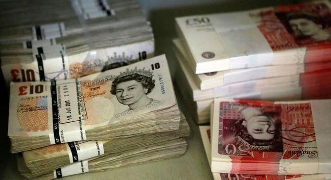 Sterling slips as Brexit talks get green light, stocks advance before Fed
