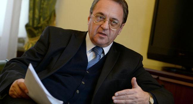 Russian deputy FM: Russia, Iran, Turkey key to Syrian resolution