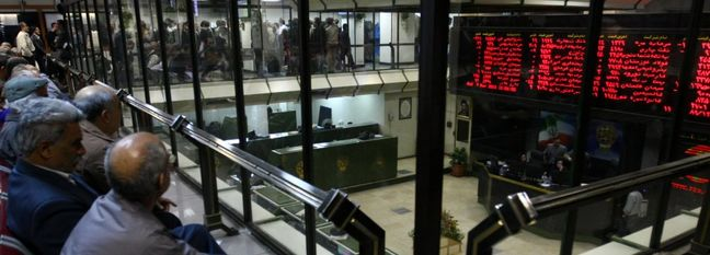 Tehran Stocks Soar 3 Percent