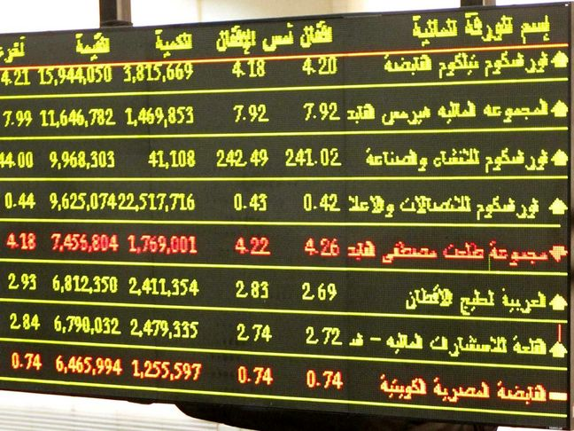 Egypt Stocks Rise Most in World as Bonds Rally on IMF Loan Talks