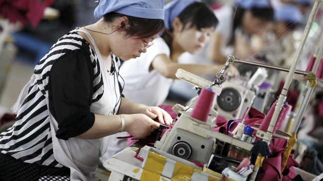 China factories recover in June, growth fastest in three months - Caixin PMI