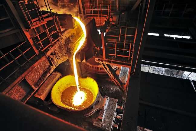 Iran Steel Output Rises 24% to Surpass 10 Million Tons
