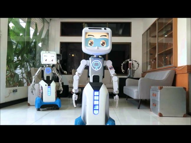 Firms in aging Thailand bet on demand surge for robots and diapers