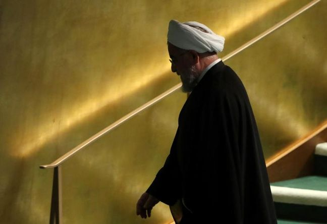 Rouhani says Iran wants no war, sanctions, threats, or bullying